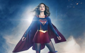 Picture DC Comics, TV Series, Movie, Season 2, Kara Zor-El, Melissa Benoist, SuperGirl, Supergirl