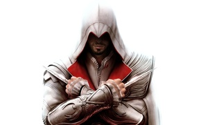 Wallpaper brotherhood, assassin's creed, games, ubisoft