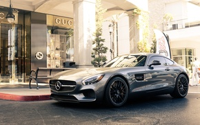 Picture street, gts, mercedes, amg