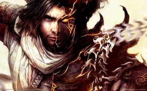 Picture Prince of Persia, prince of persia, the dark Prince, the two thrones