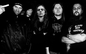 Picture Norway, Death Metal, Blood Red Throne