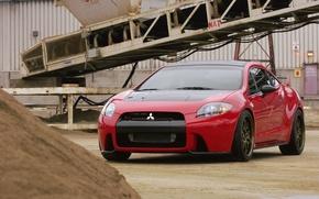 Wallpaper auto, machine, auto, Mitsubishi, mitsubishi eclipse ralliart