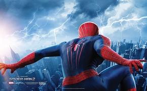 Picture city, flash, spider man, the amazing spider man 2