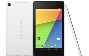 Picture White, Android, Android, Google, White, 2013, Tablet, Tablet, Nexus 7