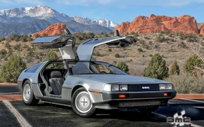 Picture auto, DeLorean, DMC-12