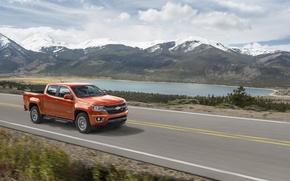 Picture Chevrolet, Chevrolet, Colorado, Colorado, Diesel, Crew Cab, Z71, 2015, Duramax