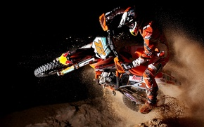 Picture 2011, 1920x1200, red bull, motocross, ktm, x-fighters, x-games 1920x1200 hd wallpapers