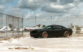 Picture Dodge, Challenger, Series, Hellcat, SRT, Track, Airport, Spec, ADV5.0