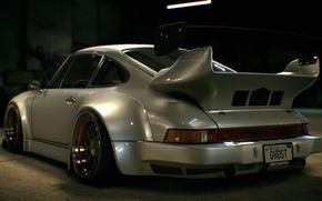Picture Porsche, nfs, 2015, NSF, 930, Need for Speed 2015, this autumn, RWB Porsche Stella Artois, …