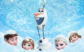 Picture Frozen, 2013, Walt Disney Animation Studios, Cold Heart