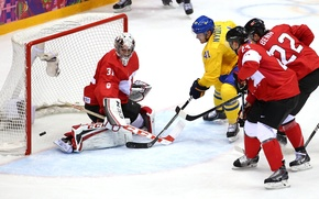 Picture Sport, Russia, Russia, Sport, Hockey, The XXII Olympic winter games, 2014 winter Olympics, 2014 Winter ...