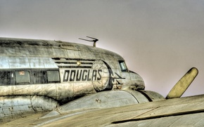 Picture aviation, the plane, douglas