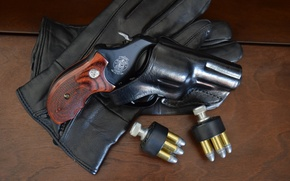 Picture weapons, revolver, holster, Colt