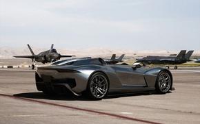 Picture Supercar, F-35, Supercar, 2014, Rezvani, Rezvani Beast