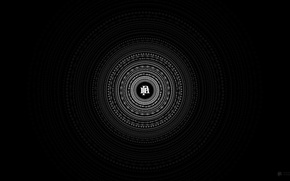 Picture circles, pattern, Perttu Murto