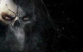 Picture Look, Death, Mask, THQ, Darksiders 2, Darksiders II, Vigil Games