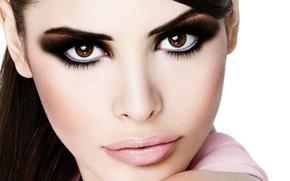 Picture eyes, look, girl, face, model, hair, beautiful, brown, Kemp Mühl
