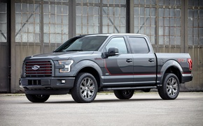 Picture Ford, Ford, pickup, F-150, 2015, Lariat Apperance Package
