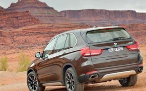 Picture landscape, BMW, SUV, X5