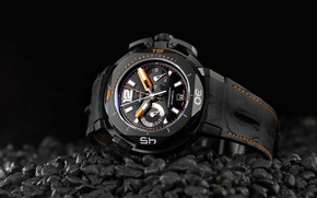 Picture watch, Watch, Limited Edition, Clerc Hydroscaph
