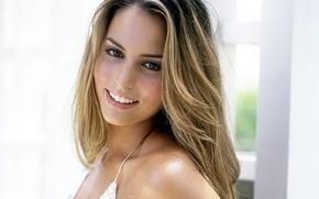 Picture girl, actress, Genesis Rodriguez