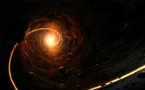 Picture star, Planet, Meteorites