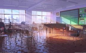 Picture Japan, School, Class, Visual Novella, love money rocknroll, Soviet Games