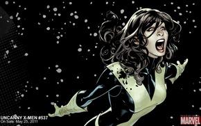 Picture Creek, Marvel, comic, X-Men, Shadowcat, Kitty Pride, Uncanny X-Men, Kitty Pryde