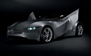 Picture bmw, concept, the concept, Gina, gina