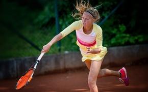 Picture tennis player, Julia Tim, Julia Thiem