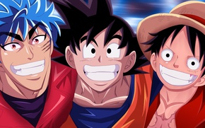 Picture wallpaper, game, fighter, One Piece, pirate, hat, smile, anime, crossover, captain, asian, manga, cook, japanese, …
