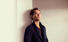 Picture photoshoot, Jude Law, The Journal, Mr.Porter