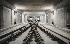 Picture metro, Canada, Toronto, W/d, metro, subway