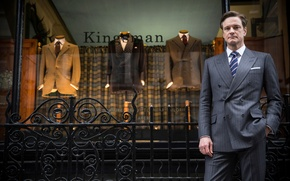 Picture Colin Firth, Colin Firth, Kingsman