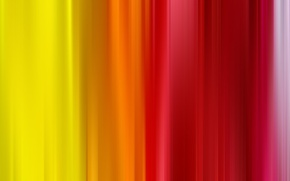Picture color, paint, rainbow, fabric