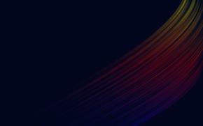 Picture color, line, gradient, Background