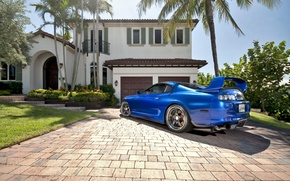 Picture Toyota, wallpers, Supra