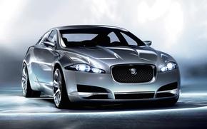 Picture concept, jaguar, c-xf