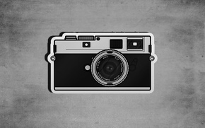Picture photo, background, tree, cameras, sticker, lens
