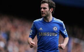 Picture football, Spain, the leader, football, Chelsea, London, Chelsea, Barclays Premier League, Samsung, Juan Mata, Juan …
