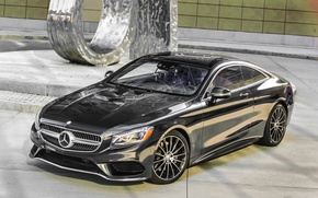 Picture Mercedes-Benz, Mercedes, AMG, AMG, 2014, S 550, S-Class, C217