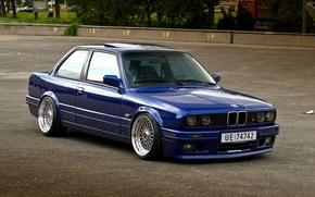 Wallpaper bmw, BMW, e30, clean