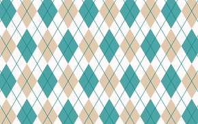 Picture line, blue, texture, geometry, beige background