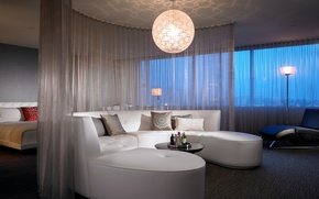 Picture white, table, room, sofa, lamp, leather, drinks, sofa, floor lamp, Suite, coffee table