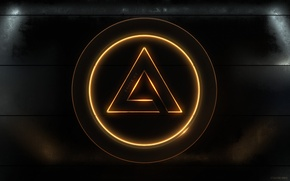 Picture Music, Logo, Hi-Tech, Minimalism, AIPM