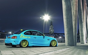 Picture car, tuning, bmw 1M