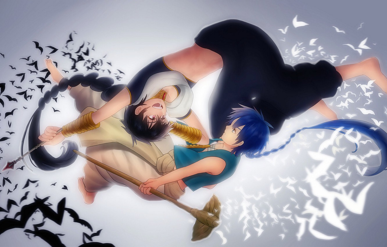 Wallpaper Anime Art Manga Magi The Labyrinth Of Magic Images