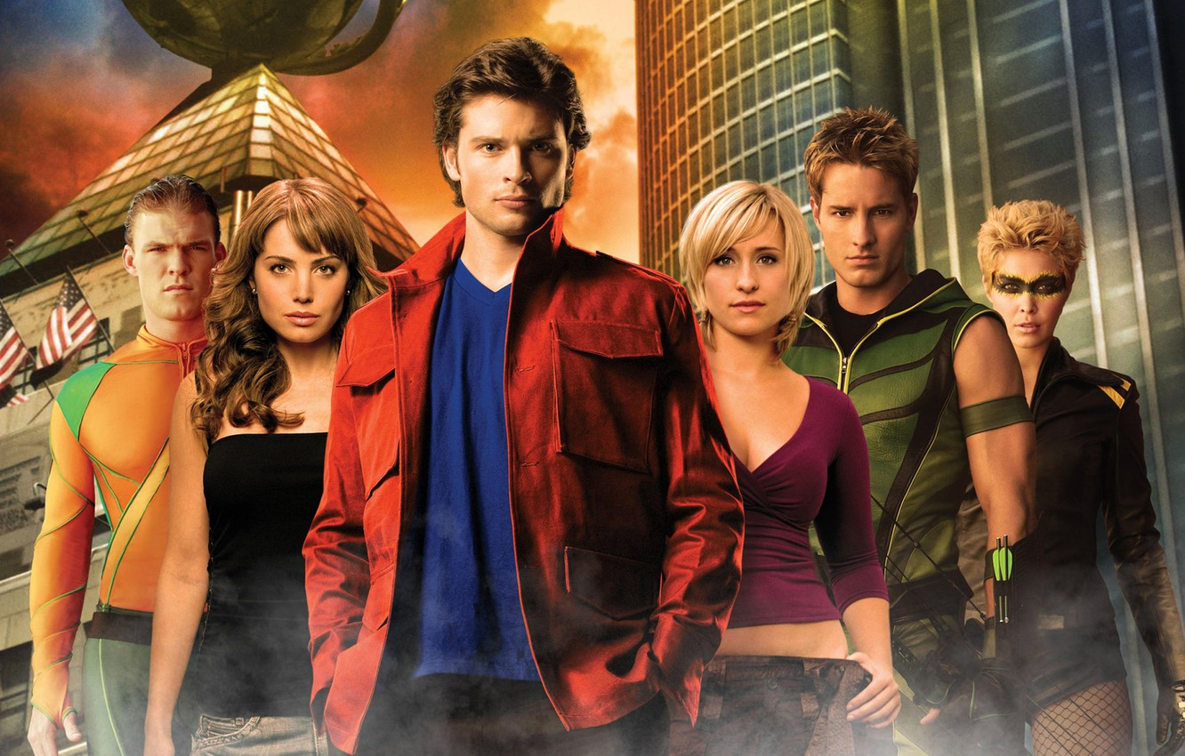 Smallville Oliver Queen And Chloe