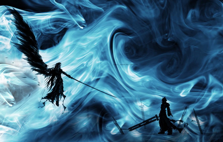 Wallpaper Fantasy Sefiroth Final Swordgames Images For Desktop