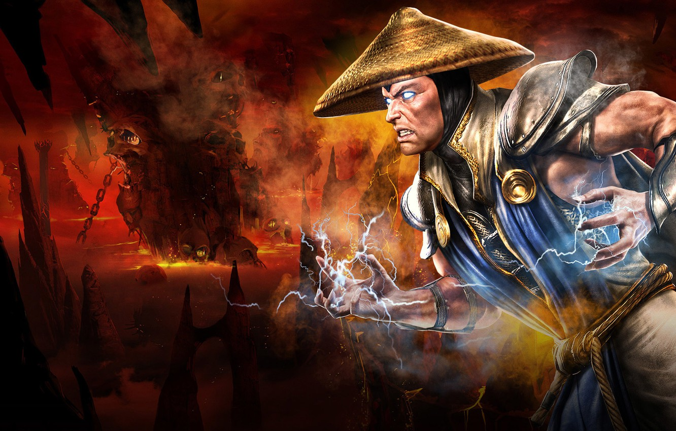 Photo wallpaper Mortal Kombat 13364067bb66